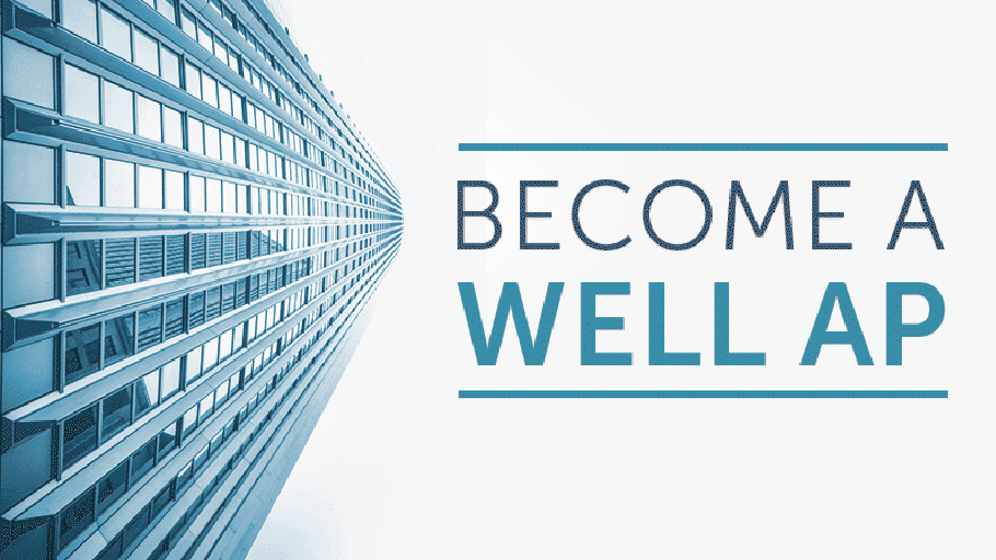 Become a WELL AP Exterior