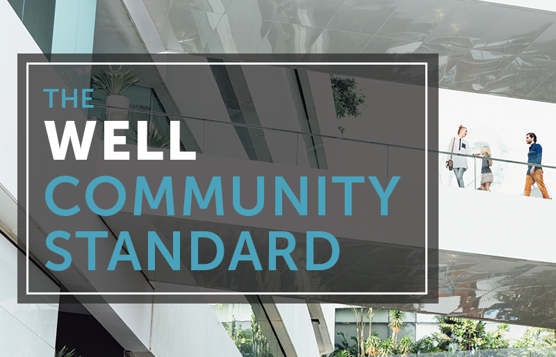 The WELL Community Standard Header