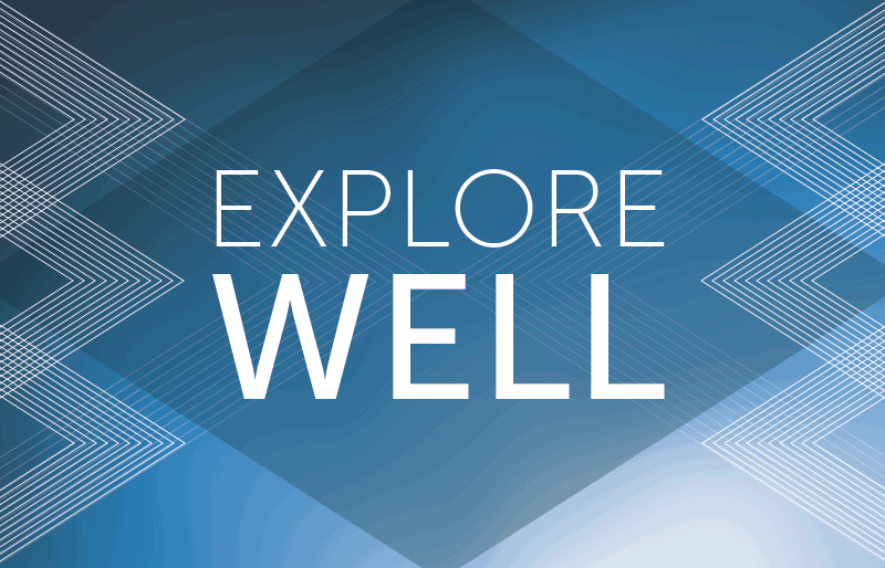Explore WELL Header