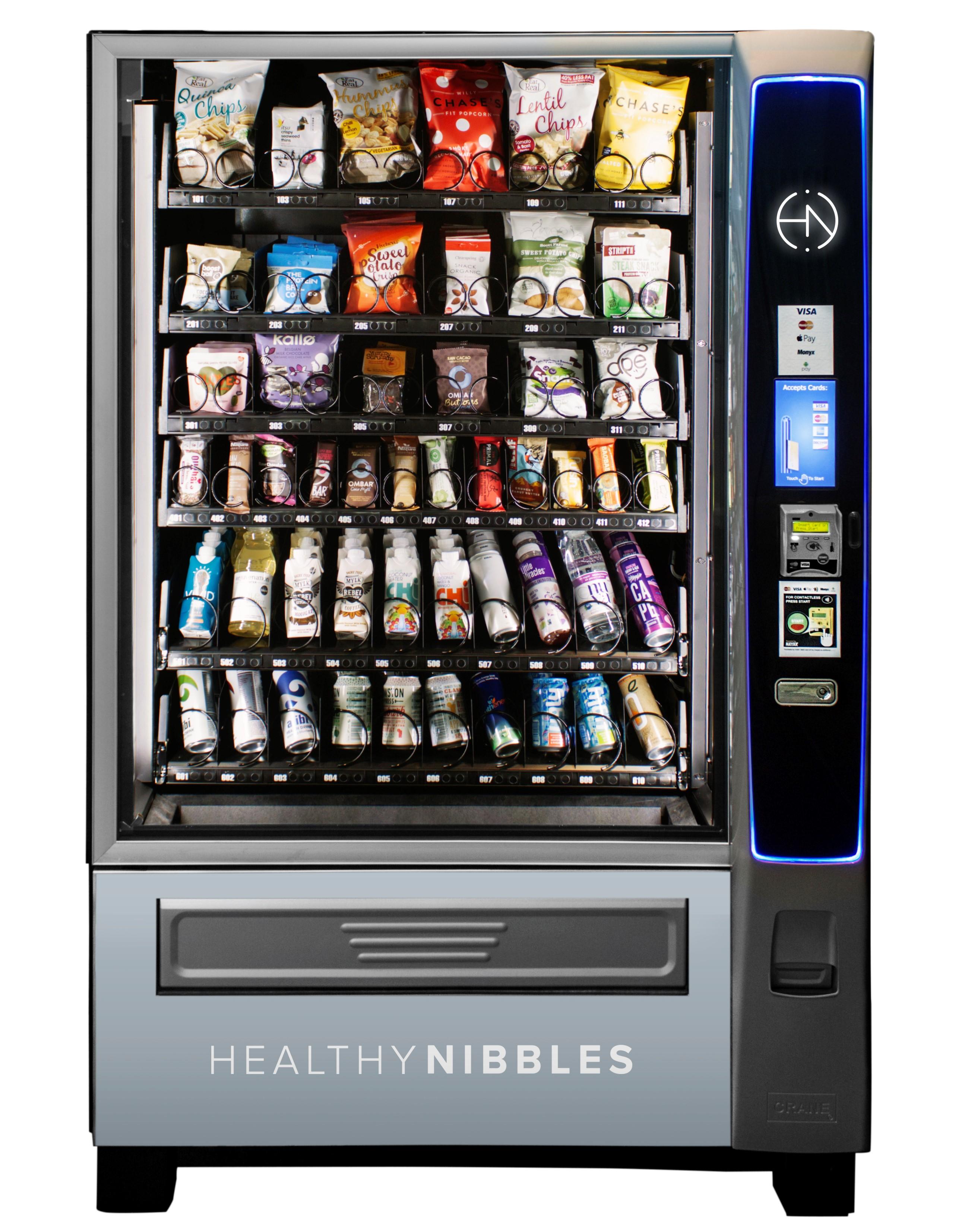Vending Machines Ireland